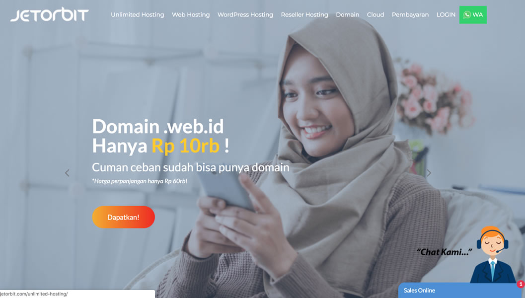Jetorbit: Making Their Mark in Indonesia Web Hosting